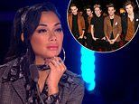 X Factor:The Band judge Nicole Scherzinger says world has moved on from groups like One Direction