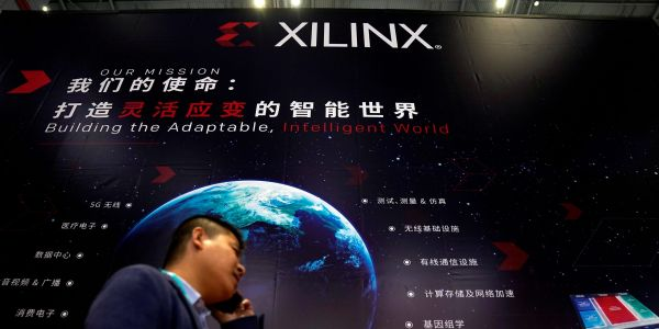 Xilinx rockets 17% after finalizing $35 billion sale to AMD