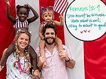 Thomas Rhett and his wife Lauren Akins take a stand against racism for their black daughter