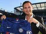 Frank Lampard completes sensational return to Chelsea as manager