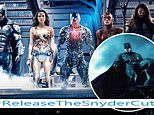 Justice League stars Ben Affleck, Gal Gadot and Ray Fisher push for the release of the 'Snyder Cut'