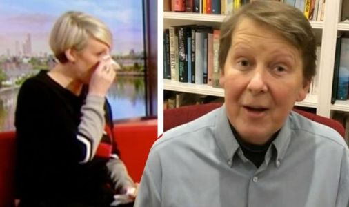 Bill Turnbull shocks Steph McGovern with emotional goodbye message as she quits BBC