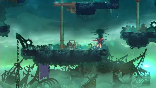 Dead Cells' Fatal Falls DLC is out later this month