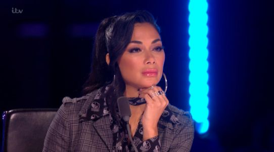 X Factor's Nicole Scherzinger reckons bands like One Direction have had their day