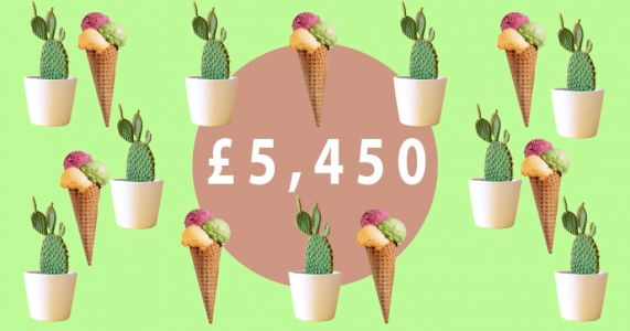 How I Save: The teacher with £5,450 saved who keeps spending money on houseplants