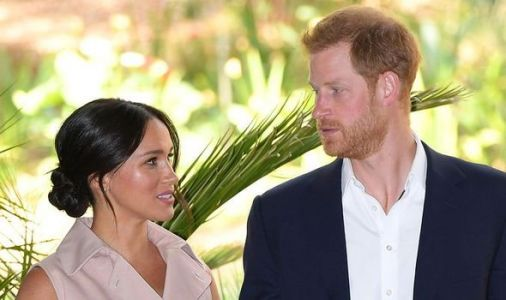 'You can't take the taxpayers' money just to suit you' Mike Parry blasts Meghan and Harry