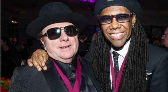 Chic star Nile Rodgers on working with his heroes, how playing in NI reduces him to tears and why Van Morrison doesn't deserve his grumpy reputation