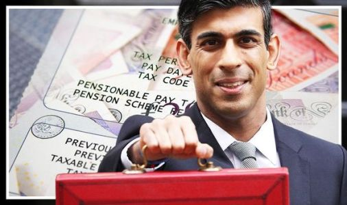 Pensions and inheritance have been targeted by Rishi Sunak in £21billion tax raid
