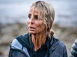 Celebrity SAS: Ulrika Jonsson, 54, is forced to withdraw on medical grounds