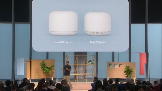 Google Nest Wi-Fi brings Google Assistant to its mesh network devices