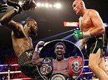 Deontay Wilder, Tyson Fury, Anthony Johsua and Dillian Whyte - what next for boxing's heavyweights