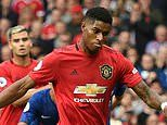Man United news: Stars want Marcus Rashford on penalty duty after Paul Pogba's controversial miss