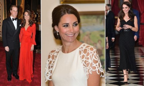 Kate Middleton's incredible forgotten fashion moments - from daring dresses to strapless gowns