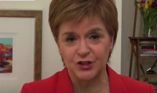 'Cranky Sturgeon' must be 'careful what she wishes for' as Scotland faces major crisis