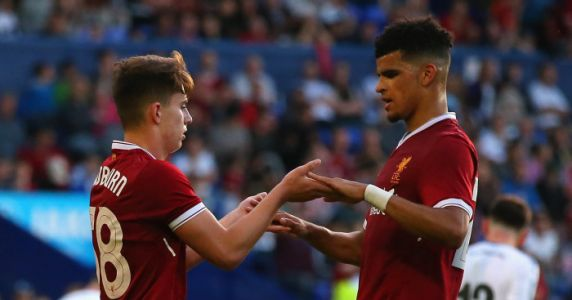 Young Liverpool forward backed to end troubled season