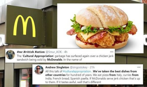 'Ridiculous!' McDonald's defended as chain accused of cultural appropriation over burger