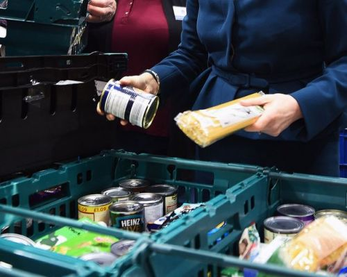Demand For Food Banks Soars In Areas The Longer Universal Credit Exists, New Analysis Reveals