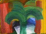 Vivid colours to cheer hue up! MELANIE McDONAGH reviews Howard Hodgkin's exhibition Memories