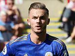 Leicester news: James Maddison has shown class, cunning and vision to thrive in the England squad