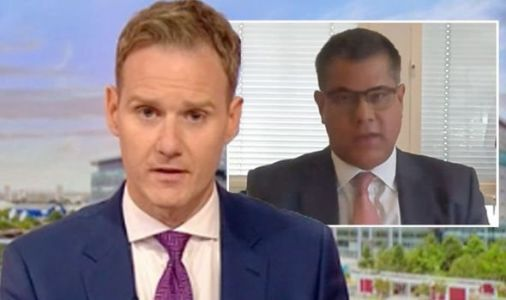 Dan Walker rips into Business Secretary over PM's care home comments: 'No sensitivity!'