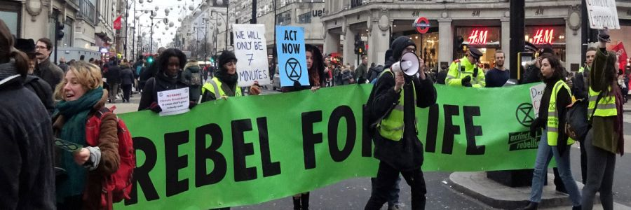 John Humphrys - Climate Change Protest: Justified or Too Disruptive?