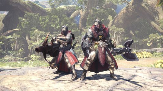 Monster Hunter: World adds new gear to get you ready for Iceborne
