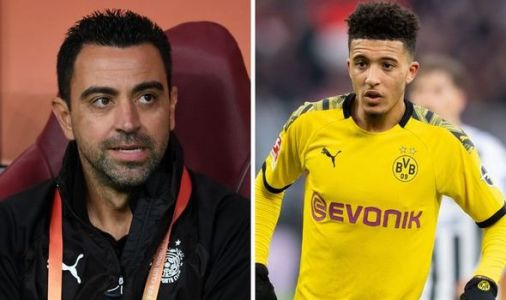 Barcelona told to hijack Man Utd move for Jadon Sancho due to one Neymar concern