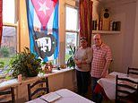 Force that ordered restaurant owner to take down Che Guevara flag. but wouldn't probe Porsche raid