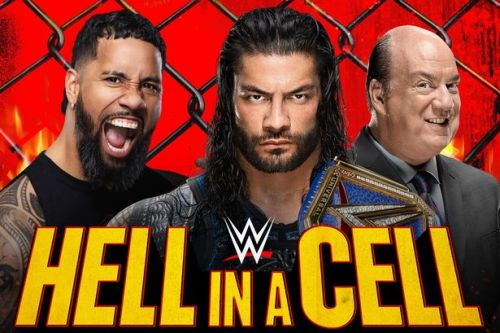 WWE Hell in a Cell live results, final card and latest updates