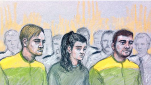 Trio Found Guilty Of Killing Four Sleeping Children In Petrol Bomb Attack