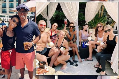 I'm A Celeb's Adele Roberts shares boozy snap with campmates ahead of final