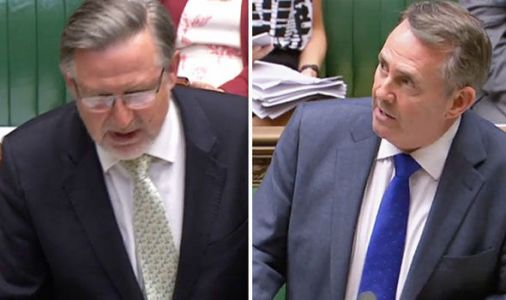 'He doesn't understand!' Liam Fox SHUTS DOWN Labour frontbencher in fiery Commons CLASH