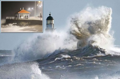 UK weather forecast: Monster 70mph gales to blast Britain with icy chill