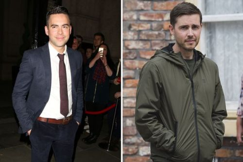 Why will Bruno Langley not be returning as Corrie character Todd Grimshaw?