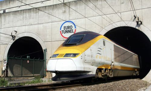 Unexploded World War Two bomb disrupts Eurostar services