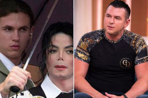 Michael Jackson's bodyguard Matt Fiddes to lift the lid on what REALLY happened at Neverland