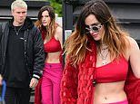 Bella Thorne looks like she's turned a new leaf as she steps out with new friend Benjamin Mascolo