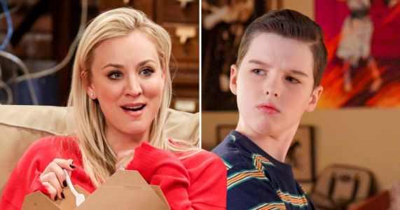 The Big Bang Theory's Kaley Cuoco had secret Young Sheldon cameo that you definitely missed