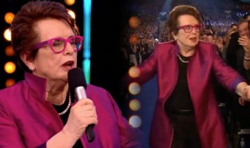BBC Sports Personality of the Year 2018: Viewers in uproar over Billie Jean King speech