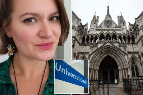 Universal Credit mum in High Court fight after benefit leaves her £8.98 for a month