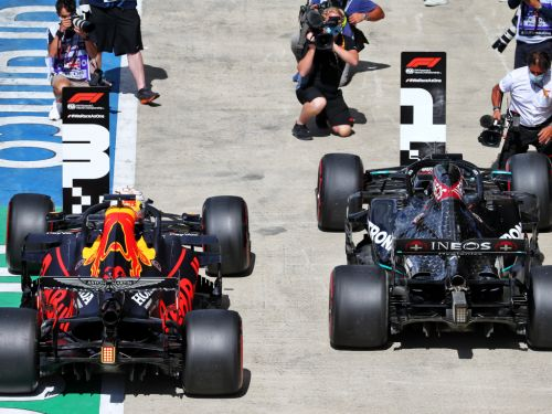 Wolff supports freeze to 'keep' Red Bull in F1