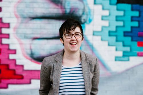 Two teenagers arrested over murder of journalist Lyra McKee