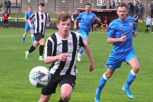 Scottish Junior Cup: East Kilbride Thistle in 'good place' to knock out Carluke Rovers
