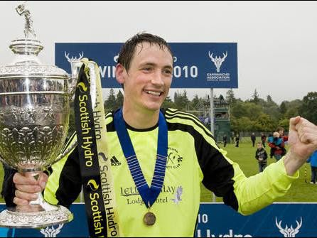 Former shinty star to return to his old pitch to stage new music festival in the shadow of Ben Nevis