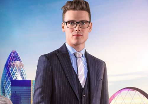 Meet Apprentice 2018 candidate Alex Finn - who wants you to call him Google'