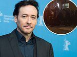 John Cusack gets pepper sprayed, bike smashed by Chicago police officers during George Floyd protest
