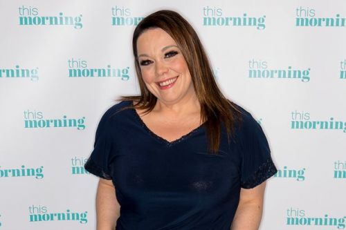 Emmerdale's Lisa Riley had 1.5 stone of excess skin cut off after weight loss