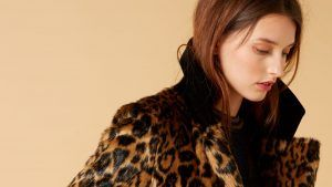 Want THE leopard print coat of the season? It's 50% off in the Black Friday sale