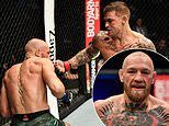 Conor McGregor is 'set to earn at least £18m from his defeat by Dustin Poirier at UFC 257'