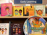 Woke children's books are dominating the shelves with titles like 'Antiracist Baby'